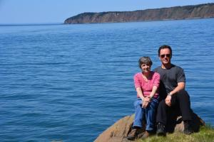 Jim and Sue Grand Manan