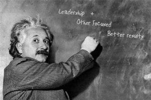 Einstein-leadership